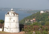 North Goa attractions and interesting places