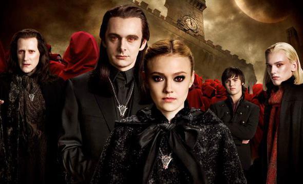 Twilight Alec Volturi: biography, photos  Alec Volturi: the role