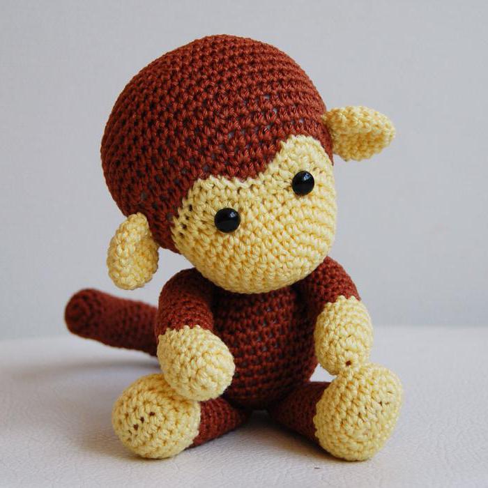 Amigurumi Crochet Monkey Pattern - Johnny the Monkey - Softie ... | 700x700
