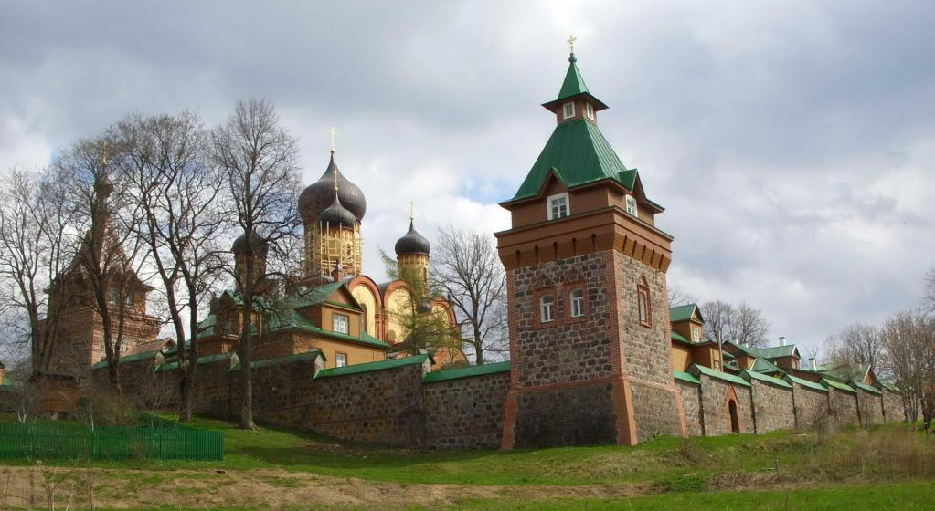 Orthodoxen Kathedrale in Russland