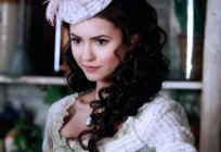 Hairstyle Katherine pierce - back to the past