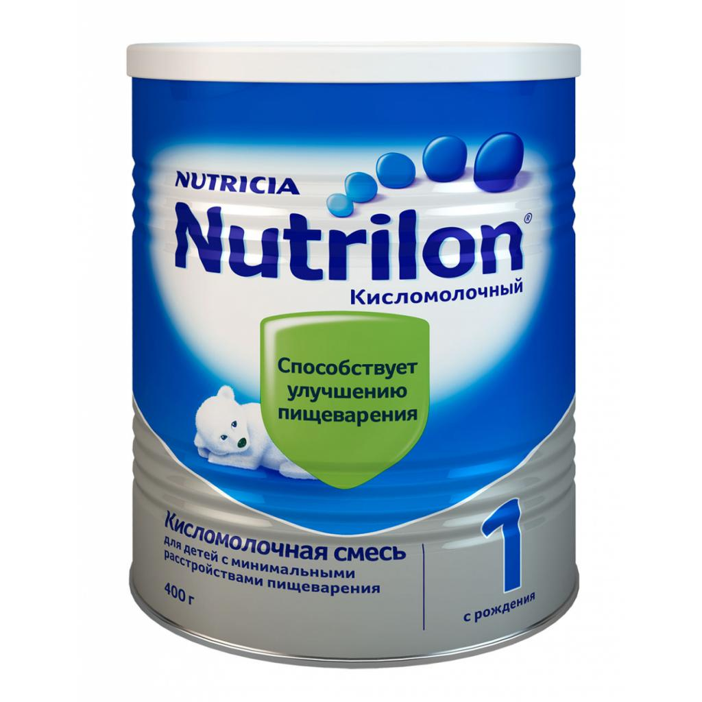 Mix Nutrilon Fermented Milk 1: reviews, instructions for use and composition 51