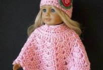 How to make things for dolls? Crochet and knitting