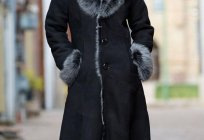 Sheepskin coats from Turkey: features selection