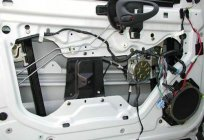 How to repair window regulator on modern cars?