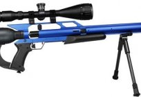 PCP rifle - the leader among varieties of airguns