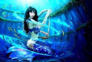 how to become a mermaid without a full moon