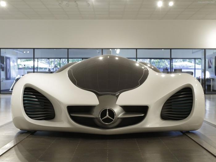 Mercedes benz biome concept avtobezopasnost on the basis for Mercedes benz biome cost