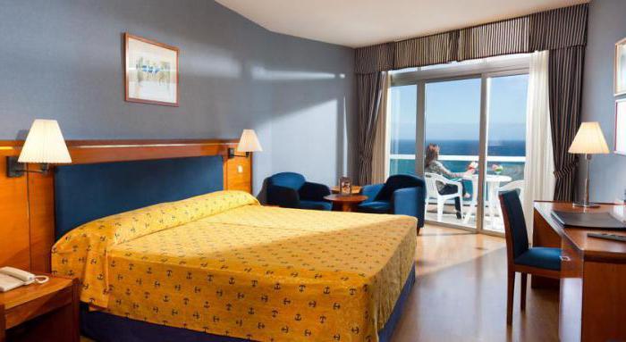 Das Hotel Best Semiramis 5 Teneriffa Ubersicht Beschreibung