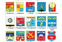 The coat of arms of the Murmansk region: description and symbolism