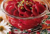 Preparations for the winter: pickled beets for the winter without sterilization