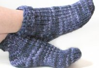 How to knit baby socks knitting? Laced baby socks knitting