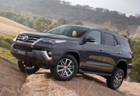 Toyota Fortuner: specifications and reviews