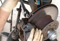 What is the caliper brake system of the car