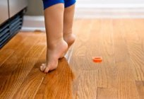 Let's try to understand why children walk on toes