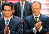 Donald Tusk, the President of the European Council: biography, family, career