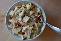 Oatmeal in a slow cooker: easy recipes