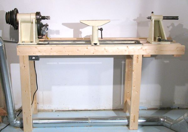 Table milling machine