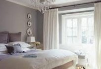 Chandeliers for bedrooms: selection rules