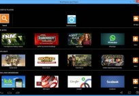 How to install Bluestacks: manual