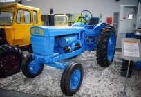 Tractor T-28: features and specifications